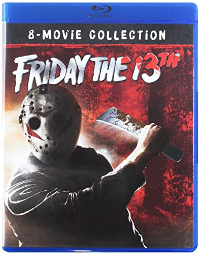 Friday The 13th The Ultimate Collection [Blu-ray] -