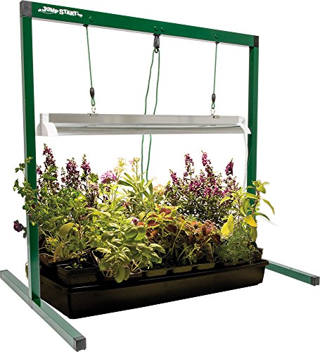 Jump Start 2' T5 Grow Light System (Stand, Fixture & Tube)
