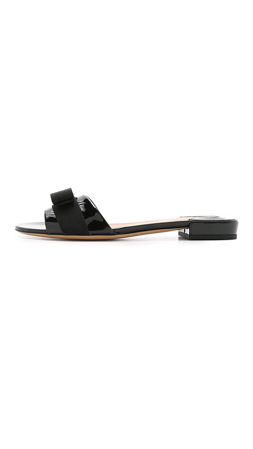3a5f731b20ff Amazon.com  Salvatore Ferragamo Women s Gil Slides  Shoes