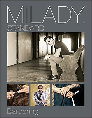 Milady standard barbering milady 9781305100558 amazon books milady standard barbering 6th edition fandeluxe Images