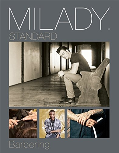 Milady Standard Barbering - Facial Hair Guide To