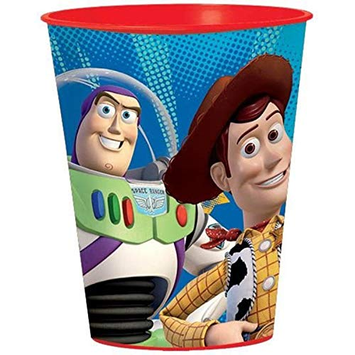 Pixar Toy Story Power Up Favor Cup 16oz [Contains 12 Manufacturer Retail Unit(s) Per Amazon Combined Package Sales Unit] - SKU# -