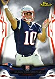 Jimmy Garoppolo 2014 Topps Finest Premium Football Rookie Card (49ers) (Patroits)