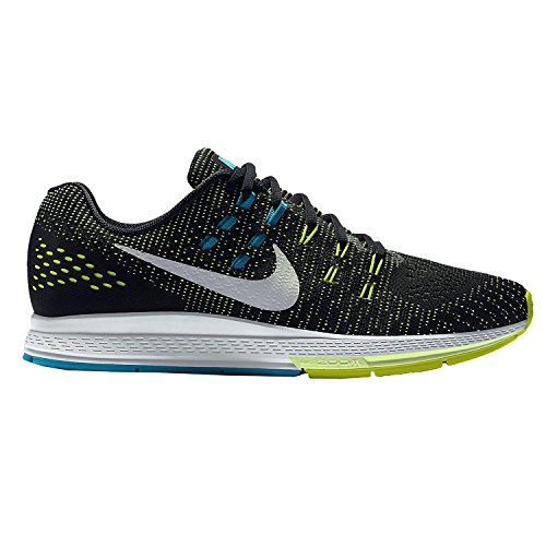 sports shoes 44110 e93c5 ... france nike womens air zoom structure 19 scarpe da corsa blk volt blue  lagoon cc9d7 c9917