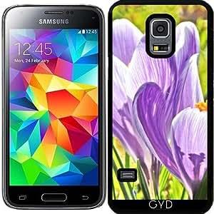 Funda para Samsung Galaxy S5 Mini - Flor Del Azafrán by WonderfulDreamPicture