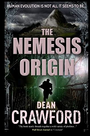 book cover of The Nemesis Origin
