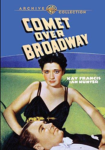 Comet Over Broadway (1938) Comet Collection