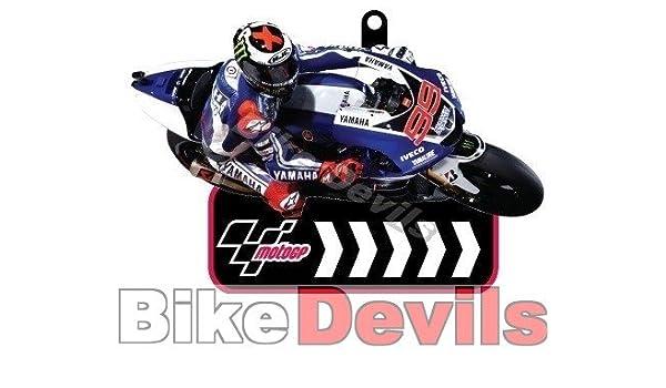 MotoGP Jorge Lorenzo PVC Llavero Kry Llavero Soporte ...