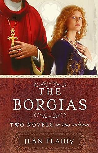 book cover of The Borgias