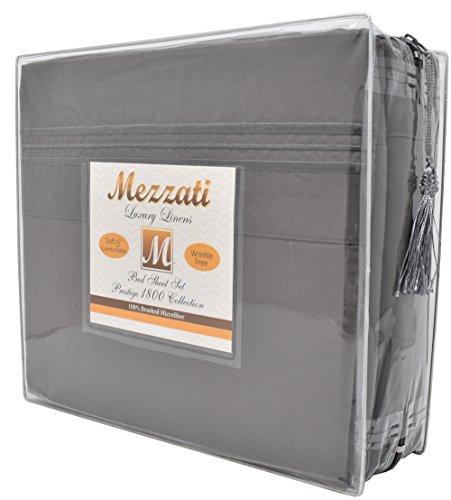 Mezzati Luxury Bed bed sheet Set bed sheet Pillowcase Sets