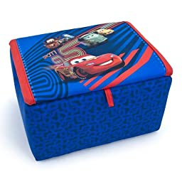 Disney Cars 2 Toy Box