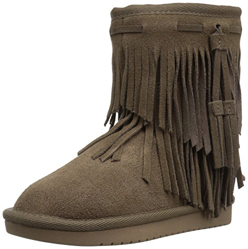 Koolaburra by UGG Girls' Cable Fashion Boot, cub, 02 Youth US Little Kid -
