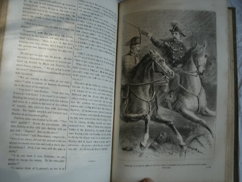 Napoleon and Blucher (this book was printed in 1867) ()