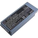 Replacement Battery for Philips 6073-A M3863A HeartStart FR2 HeartStart FR2 Plus FR2+ Defibrillator Forerunner 2