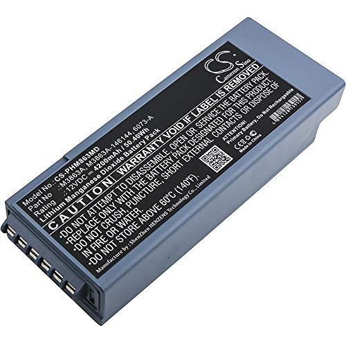 Replacement Battery for Philips M3863A-146144 Forerunner FR2 Forerunner FR2+ Forerunner FR2 Plus