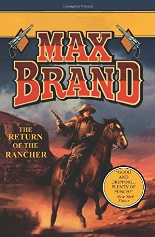 book cover of The Return Of The Rancher