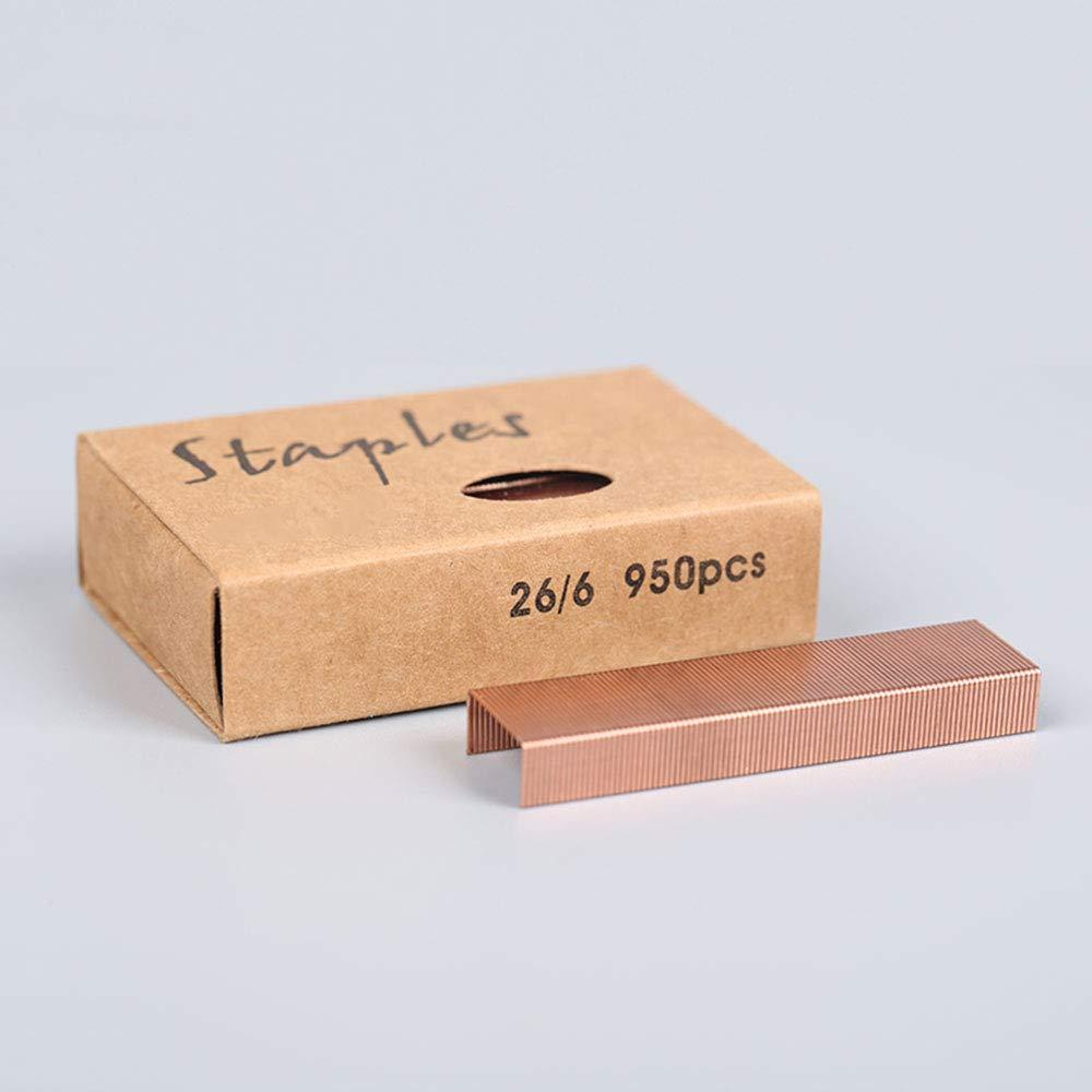 Multibey rose Gold cucitrice refill # 12 4/scatole per confezione