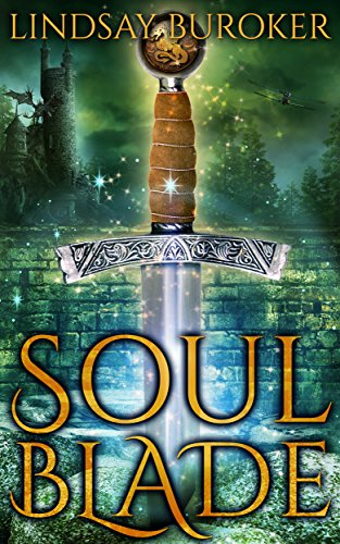 book cover of Soulblade
