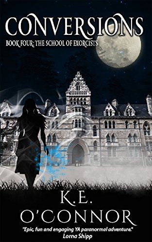 Conversions Exorcists paranormal romance adventure ebook product image