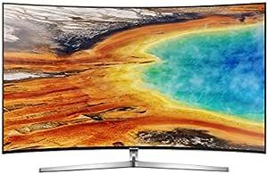 Samsung 65 inch Series 9 4K Ultra HD Curved Smart TV - UA65MU9500KXZN, Black