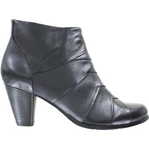 11dd4224b314 Regarde Le Ciel Women's Marisi-FW16 Black/Grey Combination Leather 41 Medium