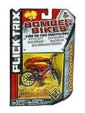 Flick Trix Die-cast Bomber Bikes - Mongoose (Purple, Yellow, Black)