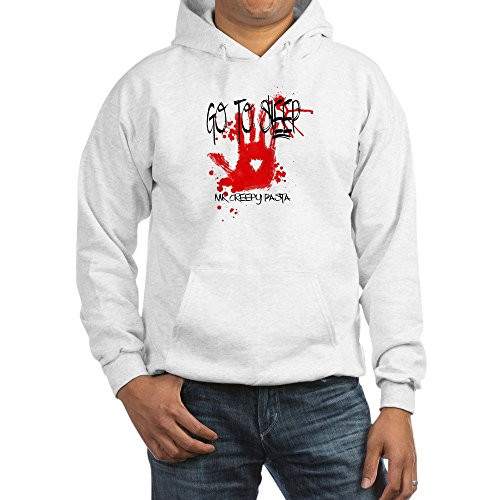 CafePress GO TO SLEEP front image hoodie Hooded