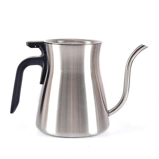 Cafetera de boca fina tipo goteo para el hogar, para té y café ...