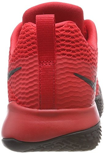 Red Live Zoom Chaussures Rouge Basketball Black Homme NIKE II 600 University de a7ZWq1zzw