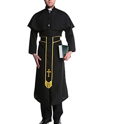 Amazon.com: eternatastic – Disfraz para Halloween Monjes ...