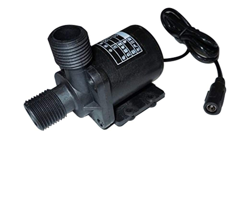 Huanyu 24V DC Mini Brushless Hot Water Pump High Temp 100℃
