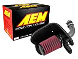AEM Induction 21-805C Cold Air Induction System; Gunmetal Gray; Incl. Dryflow Air Filter/Alum. Tubing/Clamps; Estimated Horsepower Gain 10 HP @ 5200 RPM;