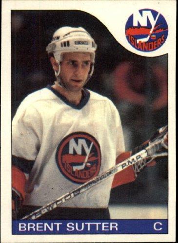 1985 Topps Hockey Card - 6