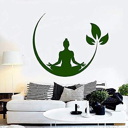 Calcomanías de Pared de meditación Budista Zen Pegatinas de ...