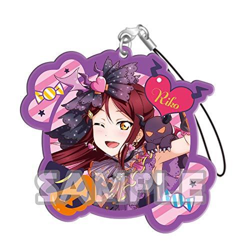 Bushiroad Love Live Sunshine!! Riko Sakurauchi Halloween Ver. Character Gacha Capsule Acrylic Straps Mascot Collection Vol.3 Anime Art]()