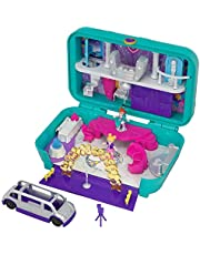 "Polly Pocket FRY41"" Hidden Places Dance Par-taay Case Playset"