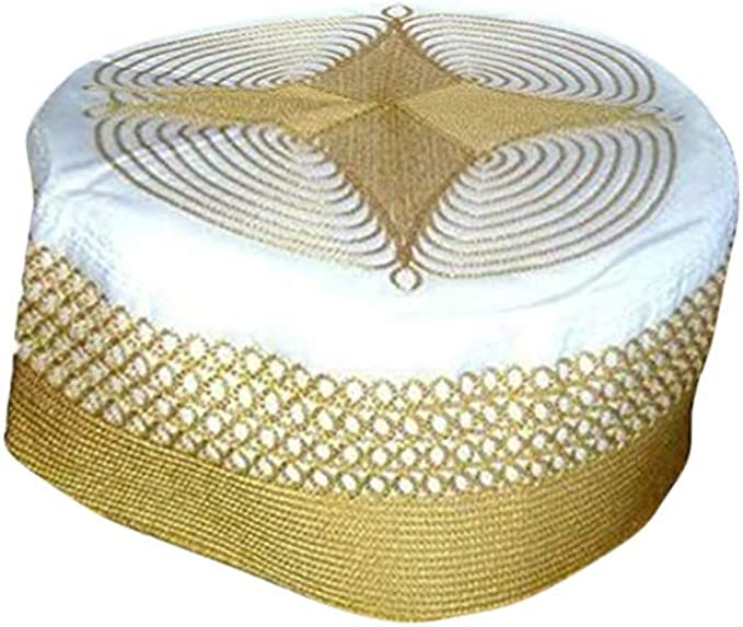 FOLKLORIC COSTUME OTTOMAN HAT AUTHENTIC TURKISH FES HANDMADE FEZ with MIRROR