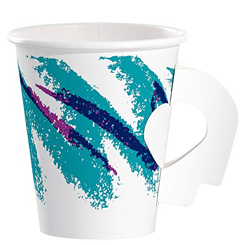 (Solo 376HJZ-00055 6 oz Jazz SSP Paper Hot Cup (Case of 1000))