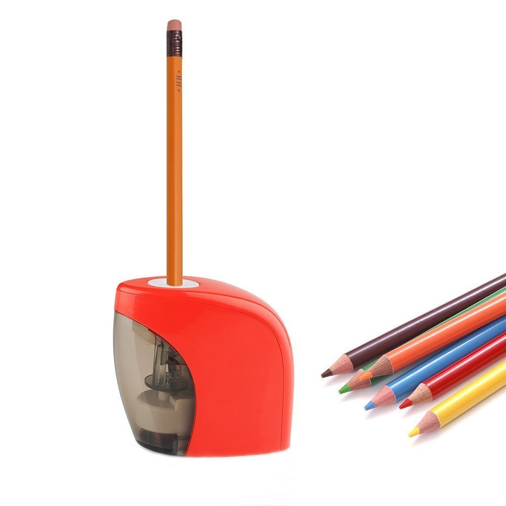 Generic Electric Automatic Pencil Sharpener for School Office