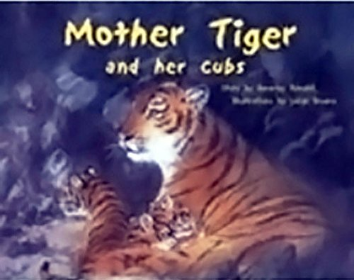 Download Rigby PM Plus: Individual Student Edition Blue (Levels 9-11) Mother Tiger and Her Cubs PDF