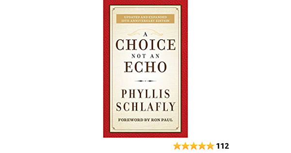 A Choice Not an Echo: Updated and Expanded 50th Anniversary Edition (English Edition)