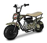 Monster Moto MM-B80-BC Break Up Country Mossy Oak 80CC Youth Gas Mini Bike,1 Pack