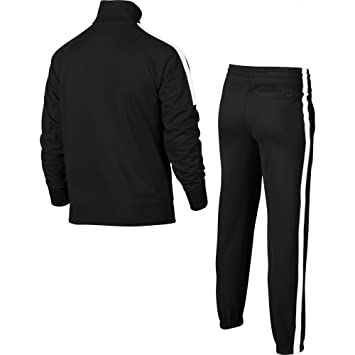 Nike B NSW TRK SUIT TRIBUTE Tracksuit for Boys, Size S, Colour Black