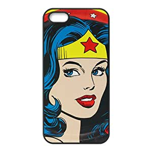 Amazing woman Cell Phone Case for Iphone 5s