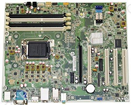 (611835-001 HP Compaq 8200 Elite Handel Intel Desktop Motherboard s115X )