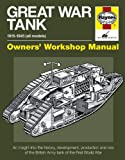 Great War Tank, David Fletcher, 0857332422
