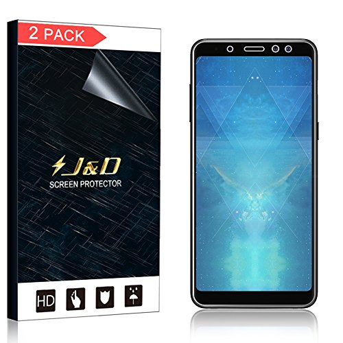 [2-Pack] Galaxy A8 2018 Screen Protector (Not...
