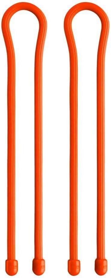 Corbata de engranajes de 45,72 cm, 2 unidades, color naranja ...