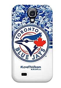 New Style toronto blue jays MLB Sports & Colleges best Samsung Galaxy S4 cases 8586139K539444900