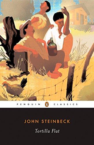 Las Tortillas - Tortilla Flat (Penguin Twentieth-century Classics)